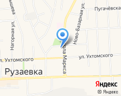 Компания Следственный отдел г. Рузаевка на карте города
