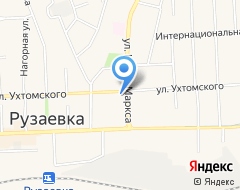 КомпанияРузаевская межрайонная прокуратура на карте города
