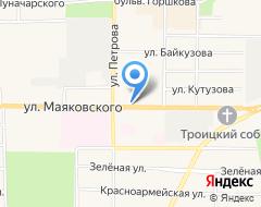 Компания Почтовое отделение №4 на карте города