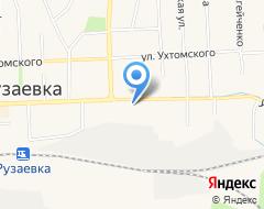 Компания Россельхозбанк Мордовский региональный филиал на карте города