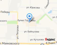 КомпанияМегаФон на карте города