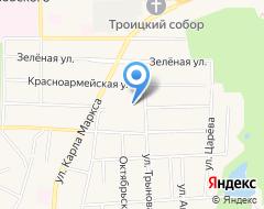 Компания Рузаевский печатник на карте города