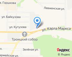 КомпанияСПК-КОММЕРЦ на карте города