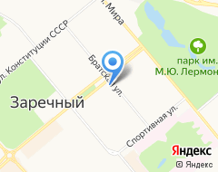 КомпанияСалон мебели чайка на карте города