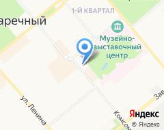 КомпанияКватро-М на карте города