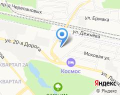 КомпанияСВН-мебель Заречья на карте города