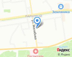 Компания Скорая медицинская помощь на карте города