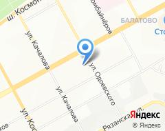 Компания Русский праздник на карте города