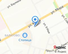 Компания CORTO на карте города