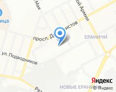 Компания Спартак-Профи на карте города