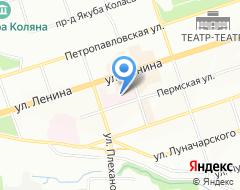 Компания Медицинская авиация транспортировка и эвакуация на карте города