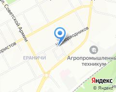 Компания Адреналин на карте города
