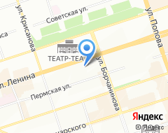 Компания Lakшери на карте города