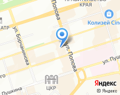 Компания Пермский коллекционер на карте города
