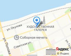 Компания Vis-A-Vis на карте города