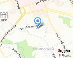 Компания Живой источник на карте города