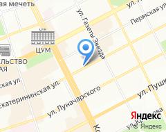 Компания Букинист на карте города