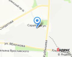 Компания Пермский региональный центр ДОСААФ России на карте города