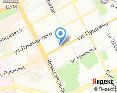 Компания НУМИЗМАТ-ЦЕНТР ПЕРМЬ на карте города