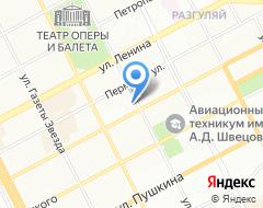 Компания Санкт-Петербургская Школа Телевидения на карте города