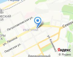 Компания Евразийская Академия массажа на карте города