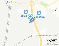 Компания ROOMATIC на карте города