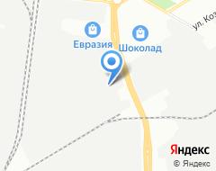 Компания Элемент на карте города