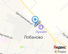 Компания ДЕЛЬТА ЛОМБАРД на карте города