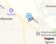 Компания Лобановский на карте города