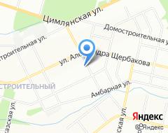 Компания Пермская городская служба спасения на карте города