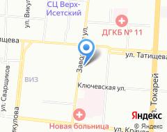 Компания АРТфото на карте города