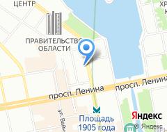 Компания Учебно-Методический Центр подготовки водителей на карте города