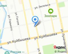 Компания Orange plus на карте города
