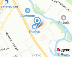 Компания Чехольня на карте города