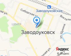 Компания Bravo на карте города