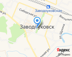 Компания АВК-технологии на карте города