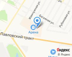КомпанияА У НАС РЕМОНТ на карте города