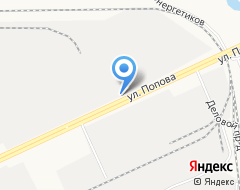 КомпанияДАР-МЕБЕЛЬ на карте города