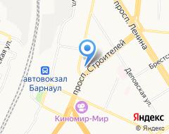 КомпанияАлтайский сервисный центр парикмахерского и маникюрного инструмента на карте города