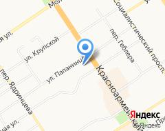 КомпанияКами-Алтай на карте города