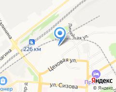 КомпанияАлтай Сибтрейд на карте города