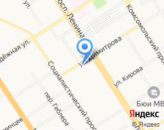 КомпанияУ Игоря на карте города