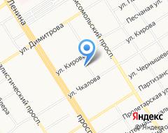 КомпанияАЛТАЙ ДЕКОР на карте города