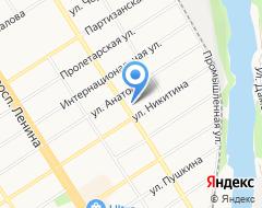 КомпанияСалон керамической плитки на карте города