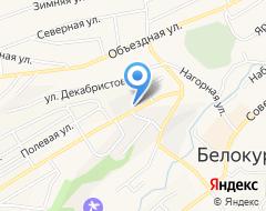 Компания Алтайэнерго на карте города