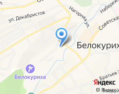 Компания Теплоцентраль Белокуриха на карте города