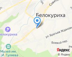 Компания КБ Алтайкапиталбанк на карте города