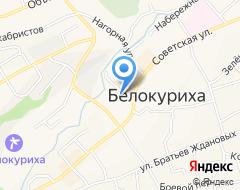 Компания EMS Russian Post на карте города