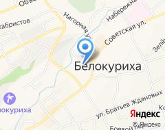 Компания КБ ФорБанк на карте города