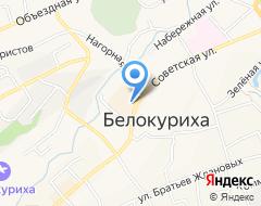 Компания Домотехника на карте города